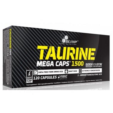 Sportovní výživa - OLIMP Taurine 1 500 - 120 cps