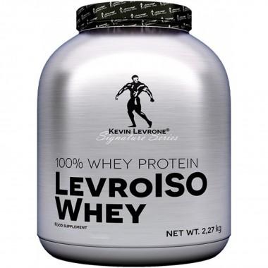 Sportovní výživa - Levro ISO Whey 2 270 g