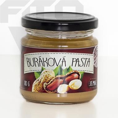 Zdravá výživa - Burákové máslo 180 g