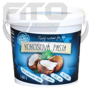 Zdravá výživa - Kokosová pasta 1 000 g
