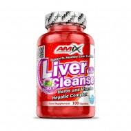 Amix Liver Cleanse 100 kapslí